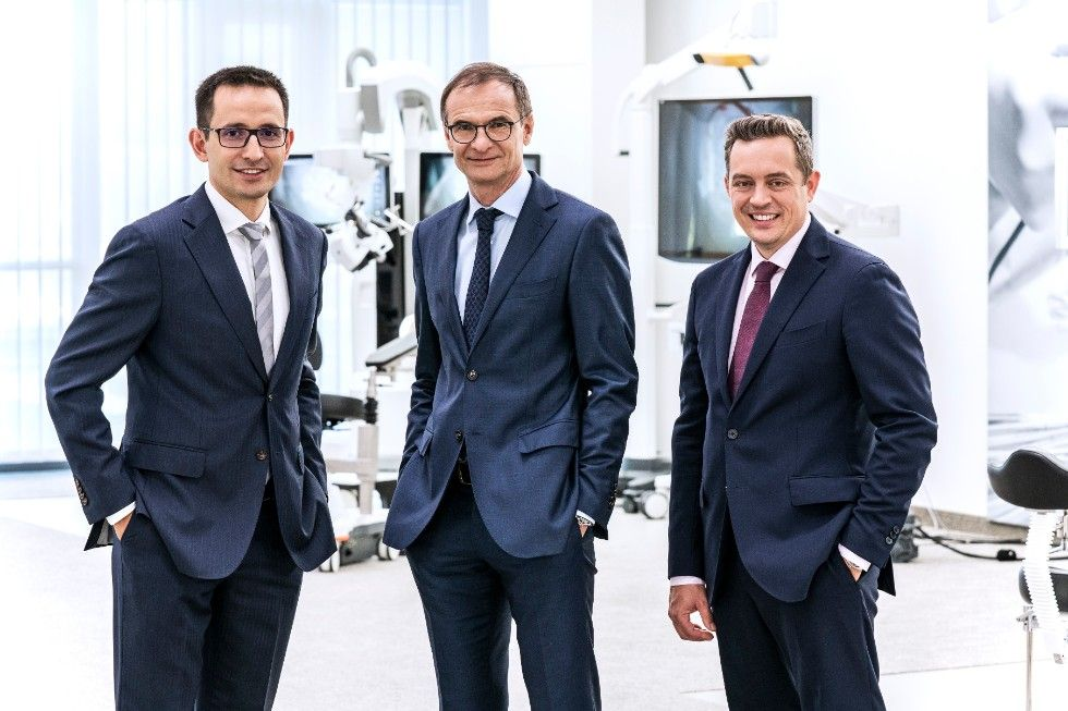 ZEISS Medical Technology Nominated for Deutscher Zukunftspreis 2020