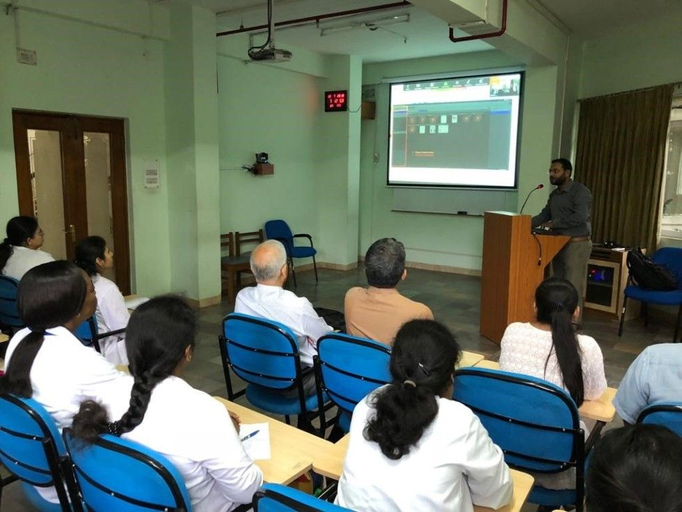 FORUM meeting at LV Prasad Eye Institute