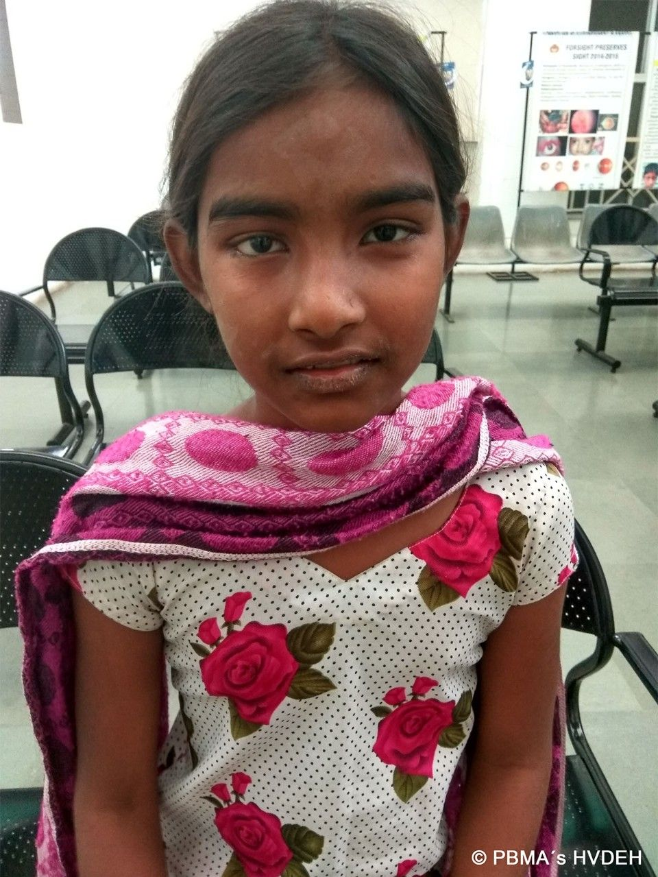 Figure 1: Ten-year-old Anjali from Pune