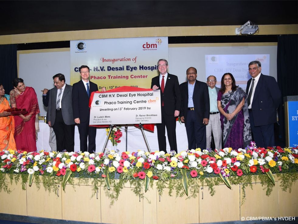 New training center for ophthalmologists opens in Pune